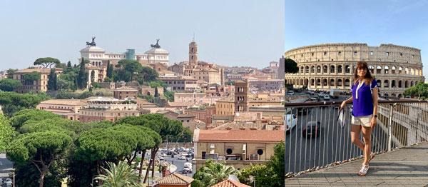 Отзыв об экскурсии Рим на рассвете