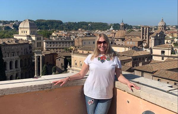 Рим на рассвете экскурсия в октябре 2019