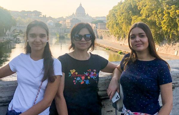 Экскурсия по Риму с гидами Италия для меня