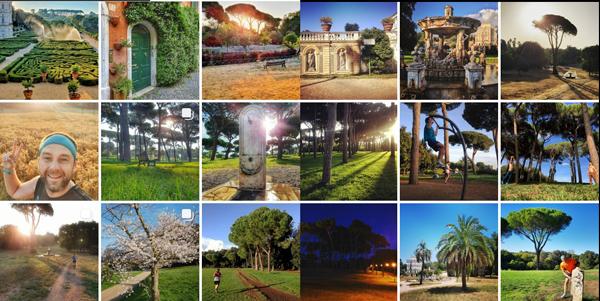 Фотографии Вилла Памфили в Риме