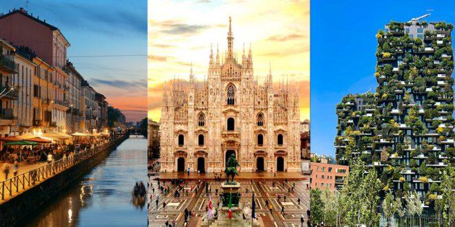 Всё самое интересное в Милане за один день